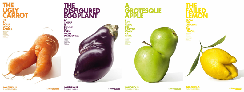 inglorious fruits and vegetables - digitaltoni